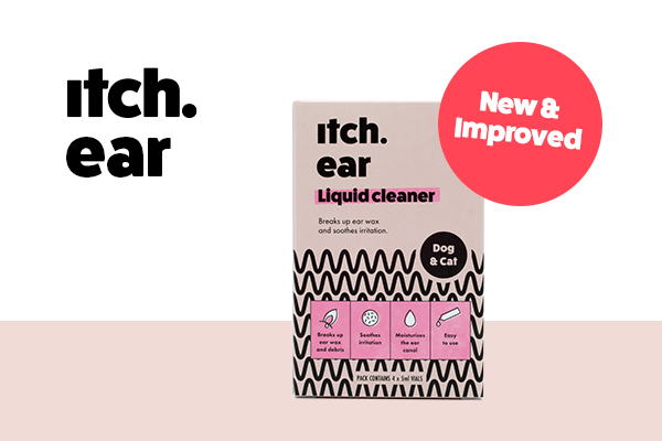 Itch Ear package